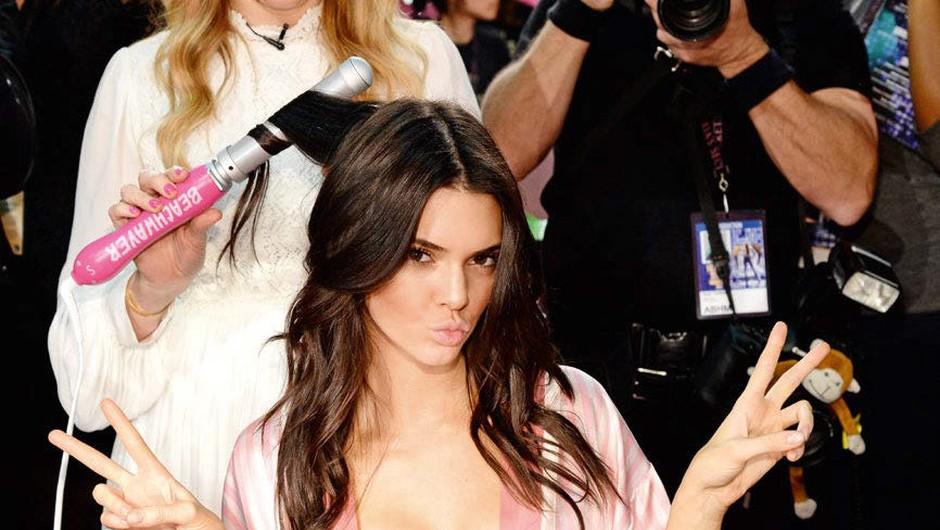 Razkrivamo skrivnost brezhibne polti Kendall Jenner (foto:  Profimedia, promocijsko gradivo, Getty images)
