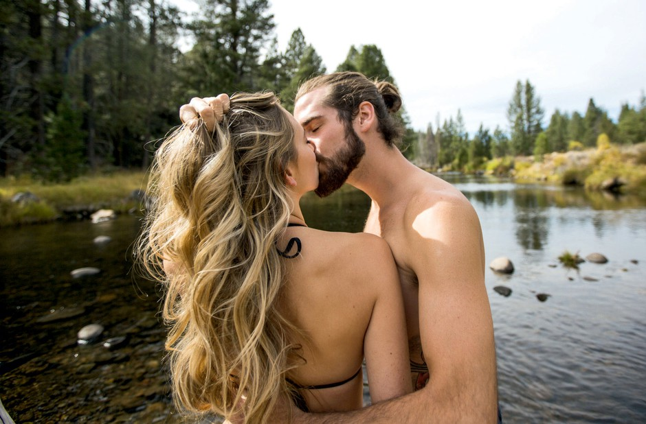 30 dni je z dragim seksala le oralno! Poglej, kaj se je zgodilo ... (foto: Getty Images)