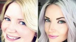 FOTO: Fotografije preobrazbe te 31-letne mamice so osupnile splet!