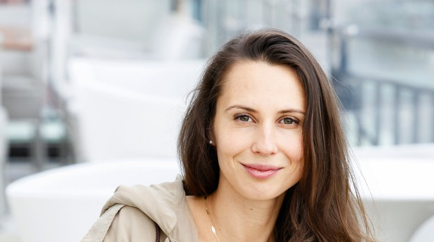 Anja Humljan: Mlada Slovenka, o kateri se je razpisal celo ameriški Cosmopolitan (foto: Helena Kermelj, Primož Lukežič, Jaka Vinšek, Emilio P. Doiztua)