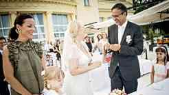 Alenka Kesar: Na poročni dan so se ji zgodile tri nenavadne stvari