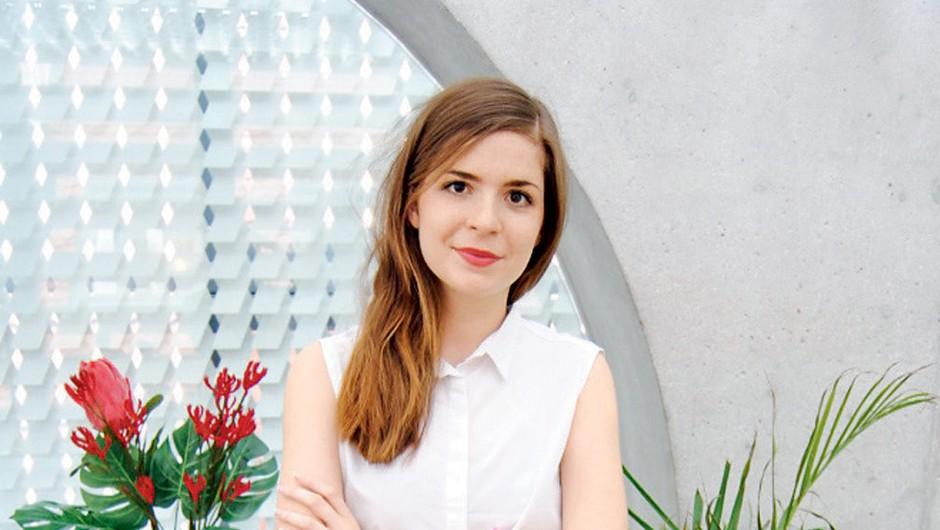 Maja Kirbiš: Slovenka, ki je sanjsko službo našla na Dunaju (foto: osebni arhiv)