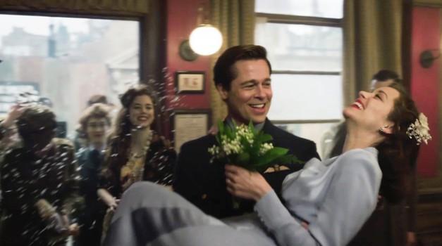 V kino prihaja romantični triler Zaveznika z Bradom in Marion (VIDEO) (foto: Profimedia)