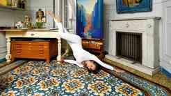 Spoznaj Slovenko, ki svet navdušuje s projektom The Urban Yoga