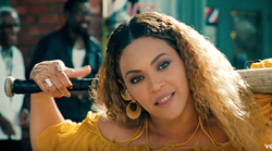 VIDEO: Beyoncé navdušuje z novim spotom za pesem Hold Up