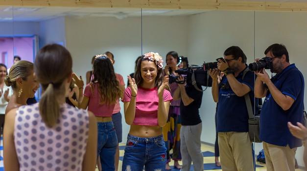 Tinkari so se uresničile sanje, Tinks Yoga center odprt!