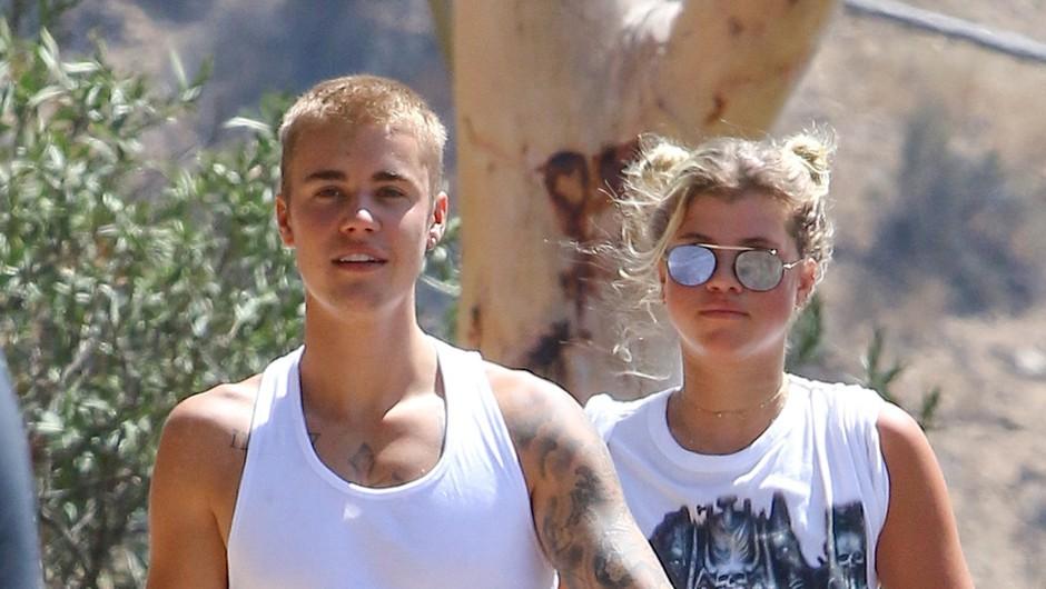 VROČE:  Justin Bieber in Sofia Richie sta se po 6 tednih razšla. Razlog je bizaren! (foto: Profimedia)