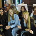 odne novinarke, stilistke in blogerke so bile nad predstavo navdušene. (foto: gradivo organizatorja/Mass)