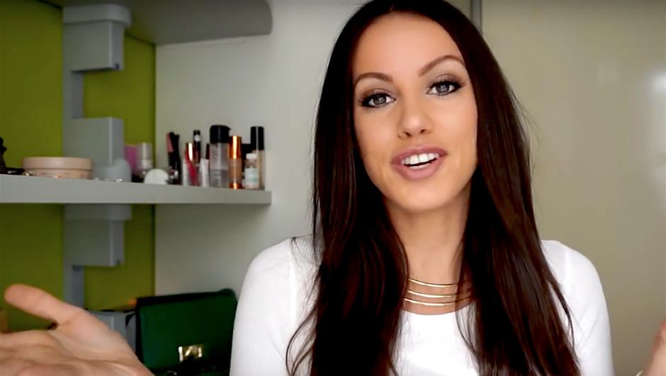 5 fantastičnih lepotnih nasvetov Lepe Afne (foto: YouTube printscreen)