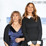Njena druga teta, 51-letna Lisa Roberts Gillan, je prav tako znana, saj je dejavna kot igralka in filmska producentka. (foto: Profimedia)