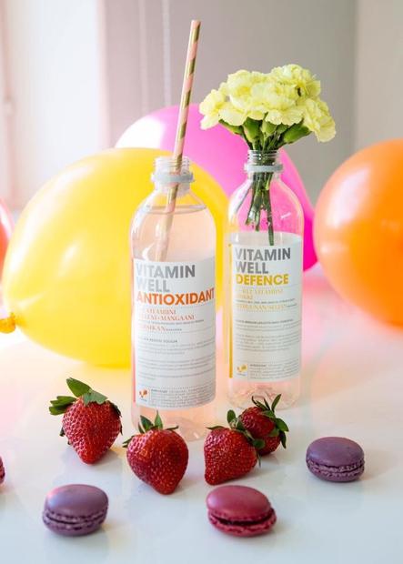 Najboljši izbor vitaminov in mineralov iz stekleničke :) !