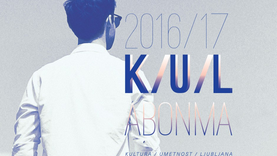 K/U/L abonma - vodnik za kulturno življenje to študijsko leto (foto: promocijsko gradivo organizatorja)