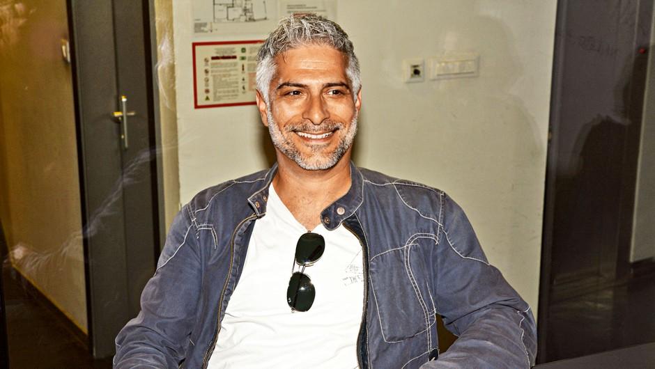 Vau! Poglej, koga ljubi privlačni igralec Sebastian Cavazza (foto: Arhiv Adriamedia)