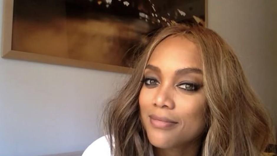 Tyra Banks: Nova kozmetična linija in 5 njenih najboljših nasvetov ter trikov za nego kože (foto: Profimedia)