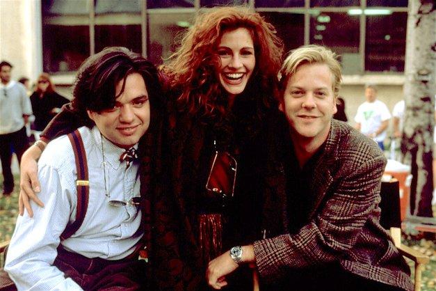 Kiefer Sutherland po 25 letih končno razkril, zakaj ga je Julia Roberts le tri dni pred poroko zapustila (foto: Profimedia)