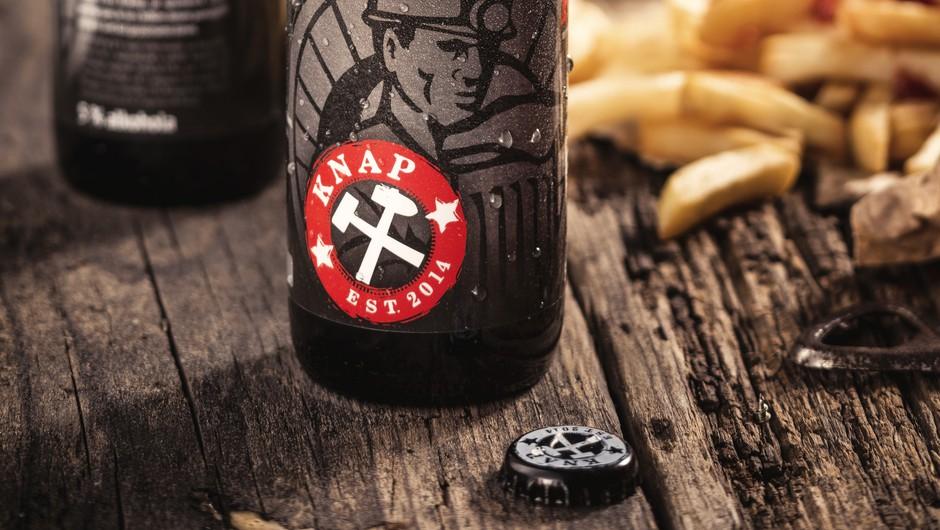 Iz Zasavja priteklo slastno pivo Knap (foto: POP TV)