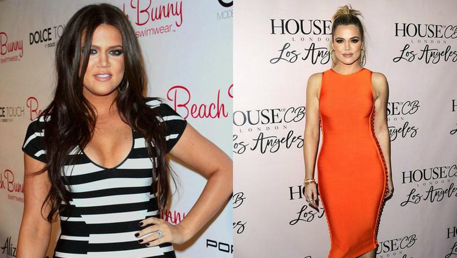 Top 10 nasvetov za hujšanje sester Kardashian, ki ti bodo všeč (foto: Profimedia)