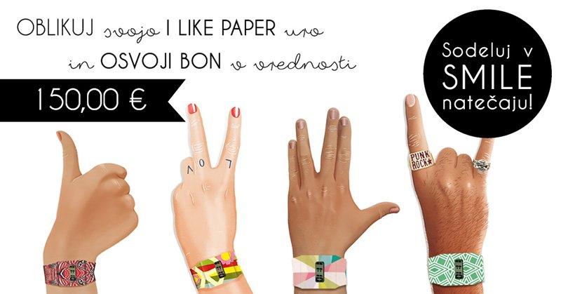 I like paper ura