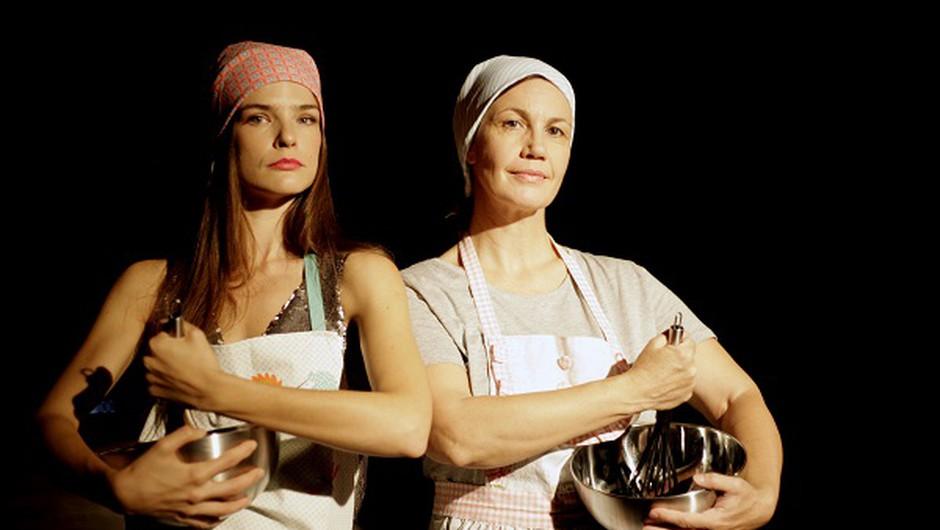 V Cankarjev dom prihaja teatralni talk show Kako ostanem lepa in svobodna (foto: Nada Mihajlović)