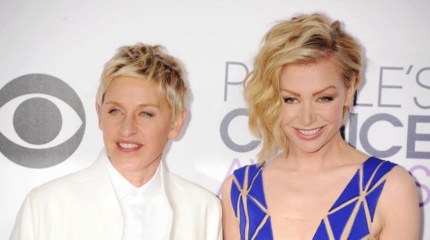 Ellen prvič spregovorila o težkem obdobju, ki je sledilo po razkritju, da je lezbijka (foto: Profimedia)