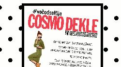 Postani Cosmo dekle z naslovnice