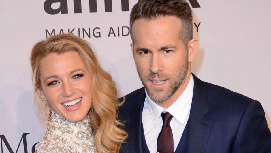 """Ryan Reynolds in Blake Lively: """"Po prvem seksu sem vedel, da je prava zame!"""" (foto: Profimedia)"""