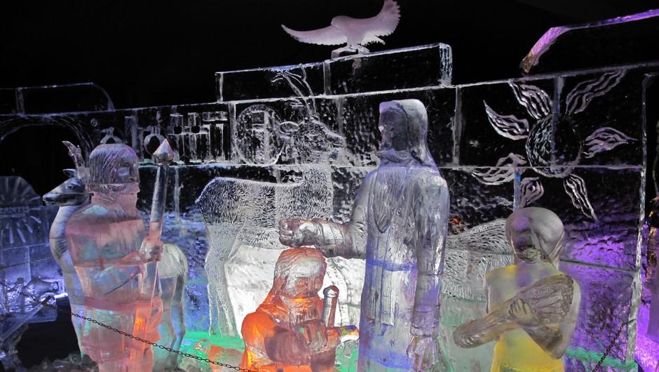 V Ljubljani svoja vrata odprla Ledena dežela (foto: promocijsko gradivo)
