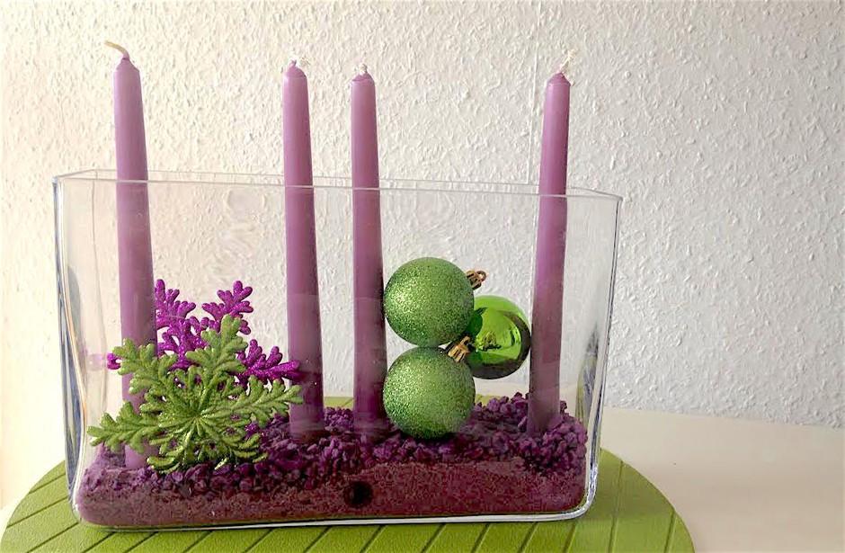 Top ideja za adventni venček, ki ga narediš v manj kot 1 minuti! (foto: Tjaša Kokalj Jerala)