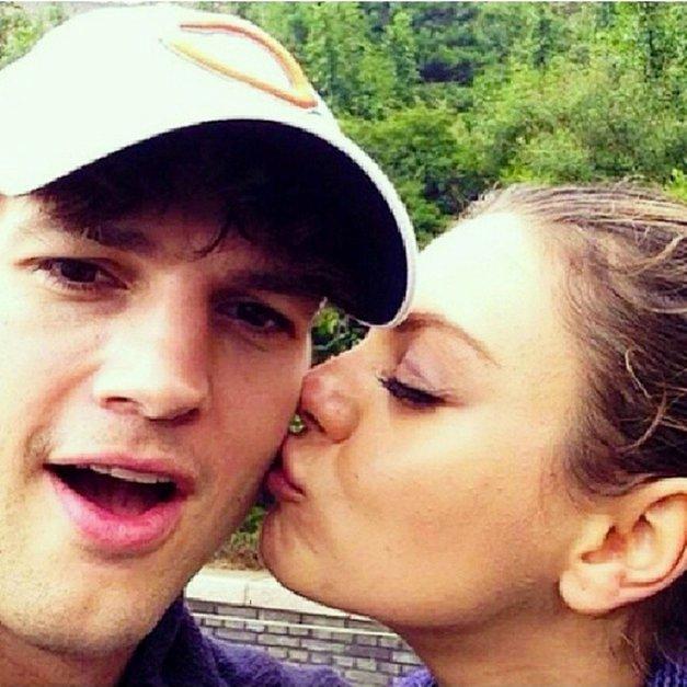 Ne boš verjela, kaj je o Ashtonu Kutcherju razkrila Mila Kunis! (foto: Profimedia)