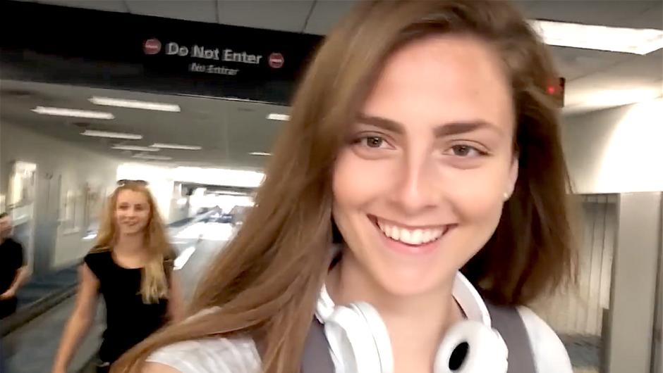 VIDEO: Slovenka razkrila, kako v resnici izgleda poletno delo v ZDA (foto: screen shot)