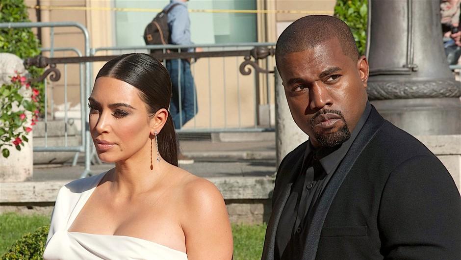 Kim in Kanye: Tudi onadva tik pred ločitvijo?! (foto: Profimedia)