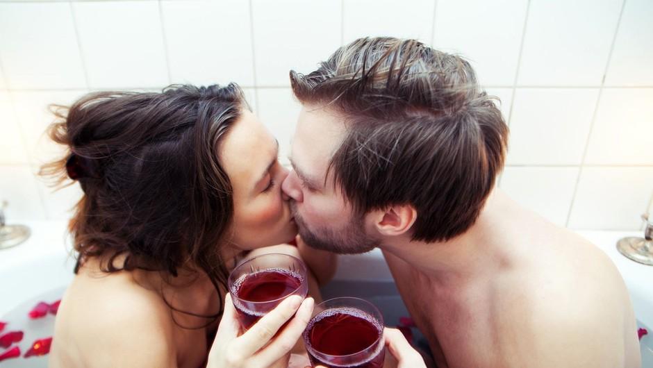 Tako slabe so lahko posledice seksa pod vplivom alkohola! (foto: Profimedia)