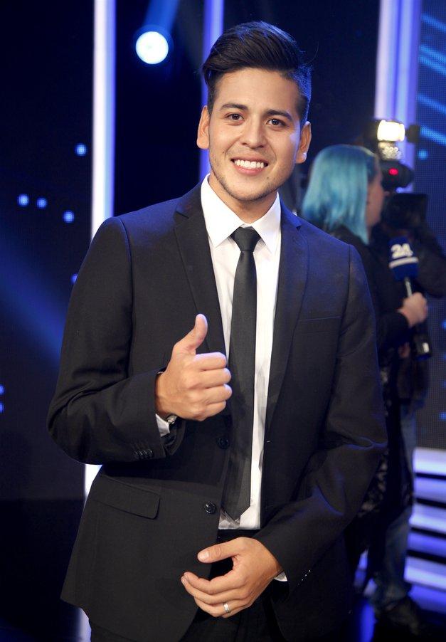 Isaac Palma zmagal s čudovito balado Če te kdaj spustim iz rok (oglej si videospot)! (foto: Aleksandra Saša Prelesnik)