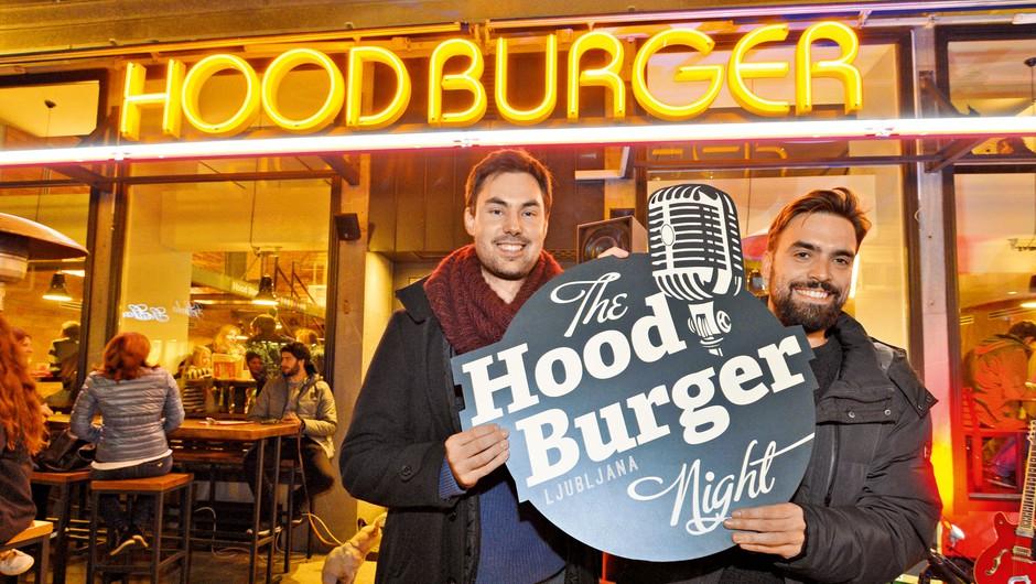 """Hood Burger: """"Hotela sva razbiti kliše, da je burger nekaj slabega"""" (foto: Primož Predalič)"""