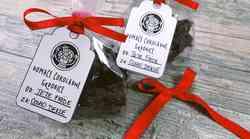 Čokoladne grdobice (ideja za darilo) - RECEPT + darilni kartončki