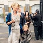 Slavne mame in hčere -  Je izpostavljanje otrok na takšen način sploh boniteta? (foto: Profimedia, Getty Images)