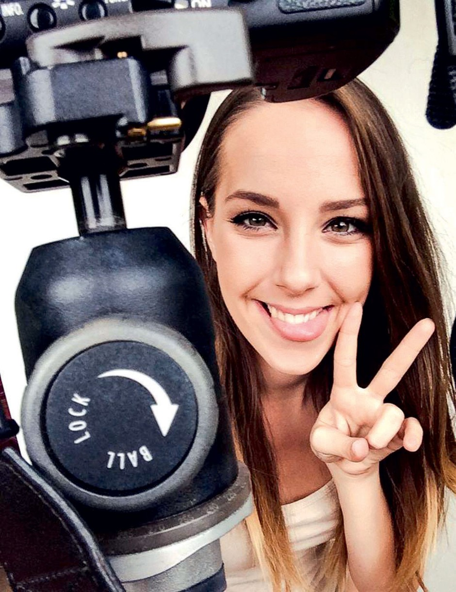 In ... Naj lepotna blogerka leta 2016 je ... (foto: osebni arhiv)
