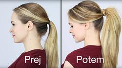 VIDEO: Našli smo TOP način, kako lase speti v čop in izgledati FANTASTIČNO