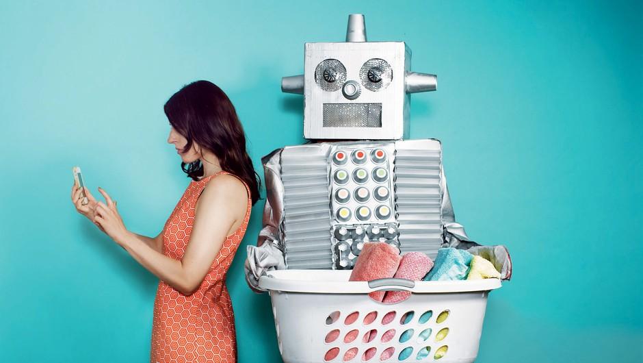 Kmalu bodo naše delo (in s tem denar) prevzeli roboti! Dobro plačane službe bodo v prihodnosti naslednje ... (foto: Getty Images)