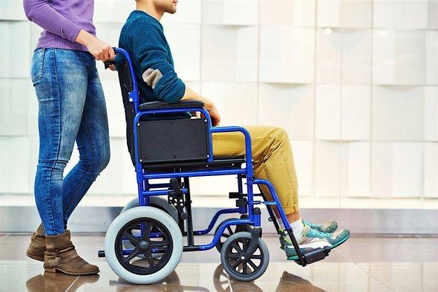 Kakšno je ljubezensko življenje invalidnih oseb? (foto: Profimedia)