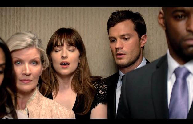 VIDEO:Na ogled je nov vroč izsek (beri: seks scena) iz 50 Shades Darker (foto: You Tube screen shot)