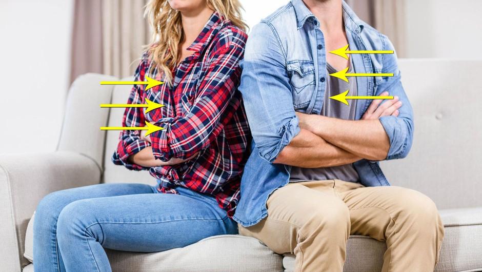 Zakaj so gumbi na moških in ženskih srajcah na nasprotnih straneh? (foto: Profimedia)
