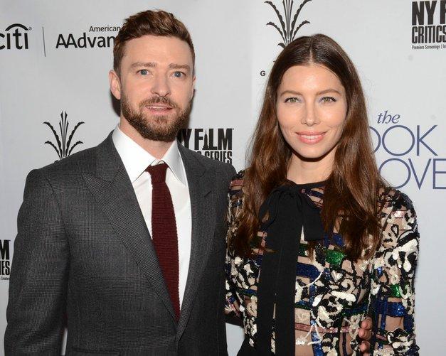 Justin Timberlake je  sicer star komaj 36  let, a se zdi, da je na  sceni že celo večnost. (foto: Profimedia)