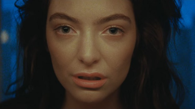 VIDEO: Lorde, je to res tvoja pesem? (foto: PrtSc Youtube)