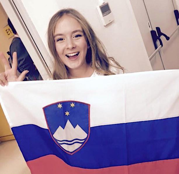 VIDEO: Talentka Lina na poti k novi zmagi še v nemškem talent šovu! (foto: facebook.com/sit.lina.kuduzovic)