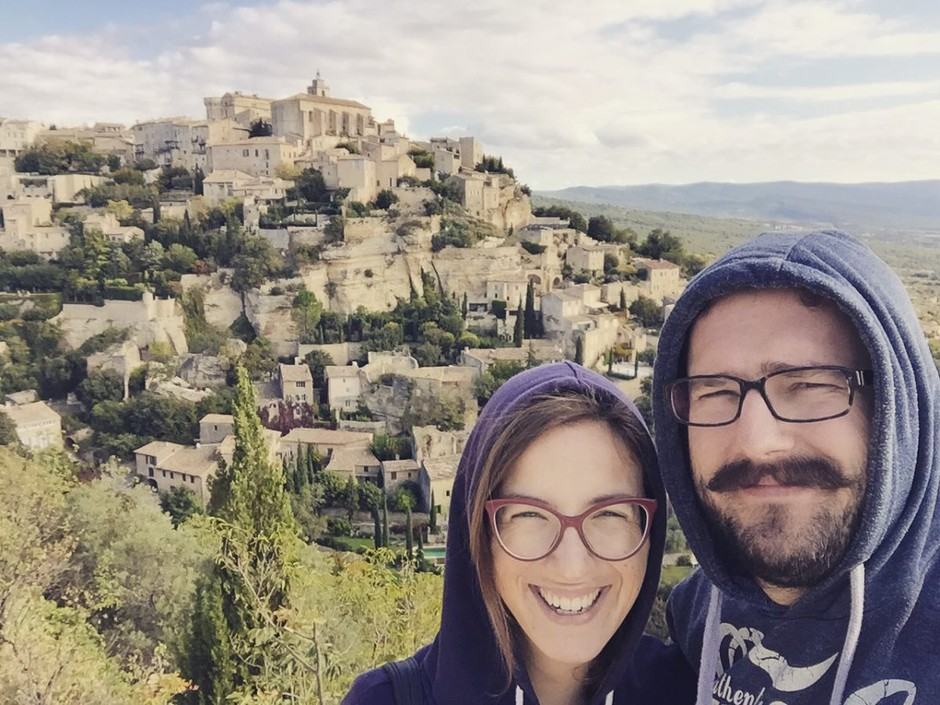 Poročno potovanje malo drugače? Poglej, kaj sta storila Ana in Janez (foto: osebni arhiv)
