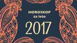 HOROSKOP za leto 2017 (vključuje tvoj najsrečnejši dan)