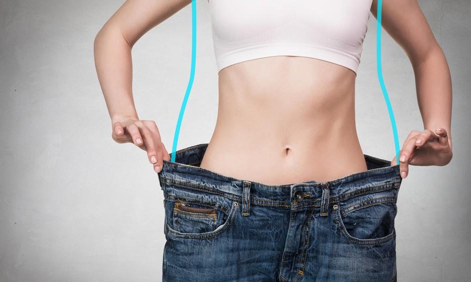 kako najhitreje izgubiti odvečne kilograme