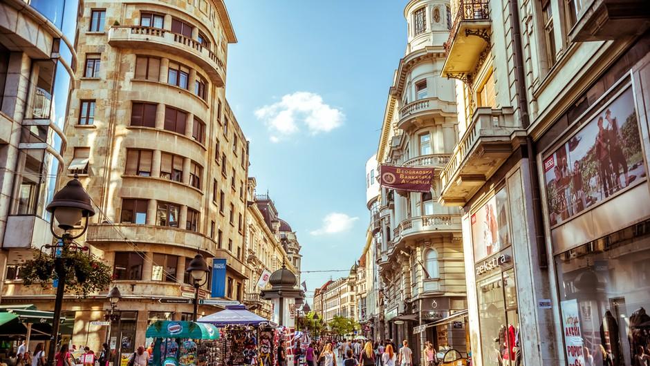 Kdo gre s tabo v Beograd? (foto: Shutterstock)