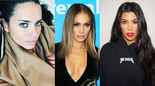 Adriana, Jennifer, Kourtney: Tri zvezdnice s pomembno prelomnico v ljubezenskih življenjih (foto: Profimedia)